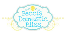 Becci's Domestic Bliss