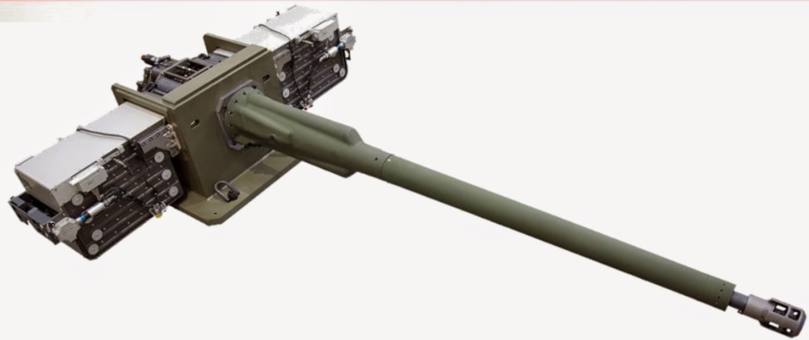 XM813 30mm Cannon