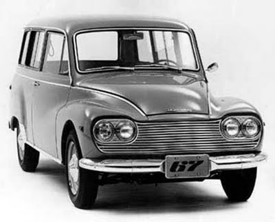 Via 21 Super Cars : História da Marca DKW
