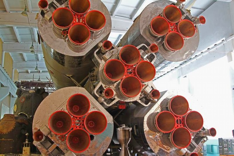 Real Space Rockets 1