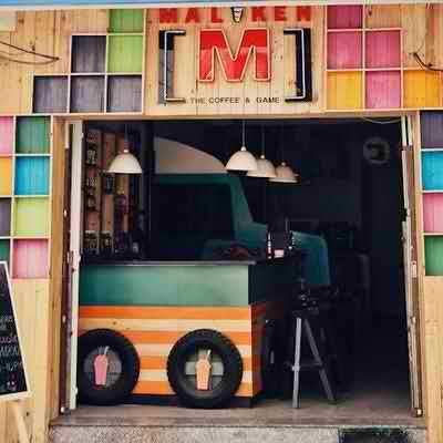 Cafe Maliken - Thức uống tuyệt vời trong một không gian mới, địa chỉ cà phê, địa điểm ăn uống sài gòn