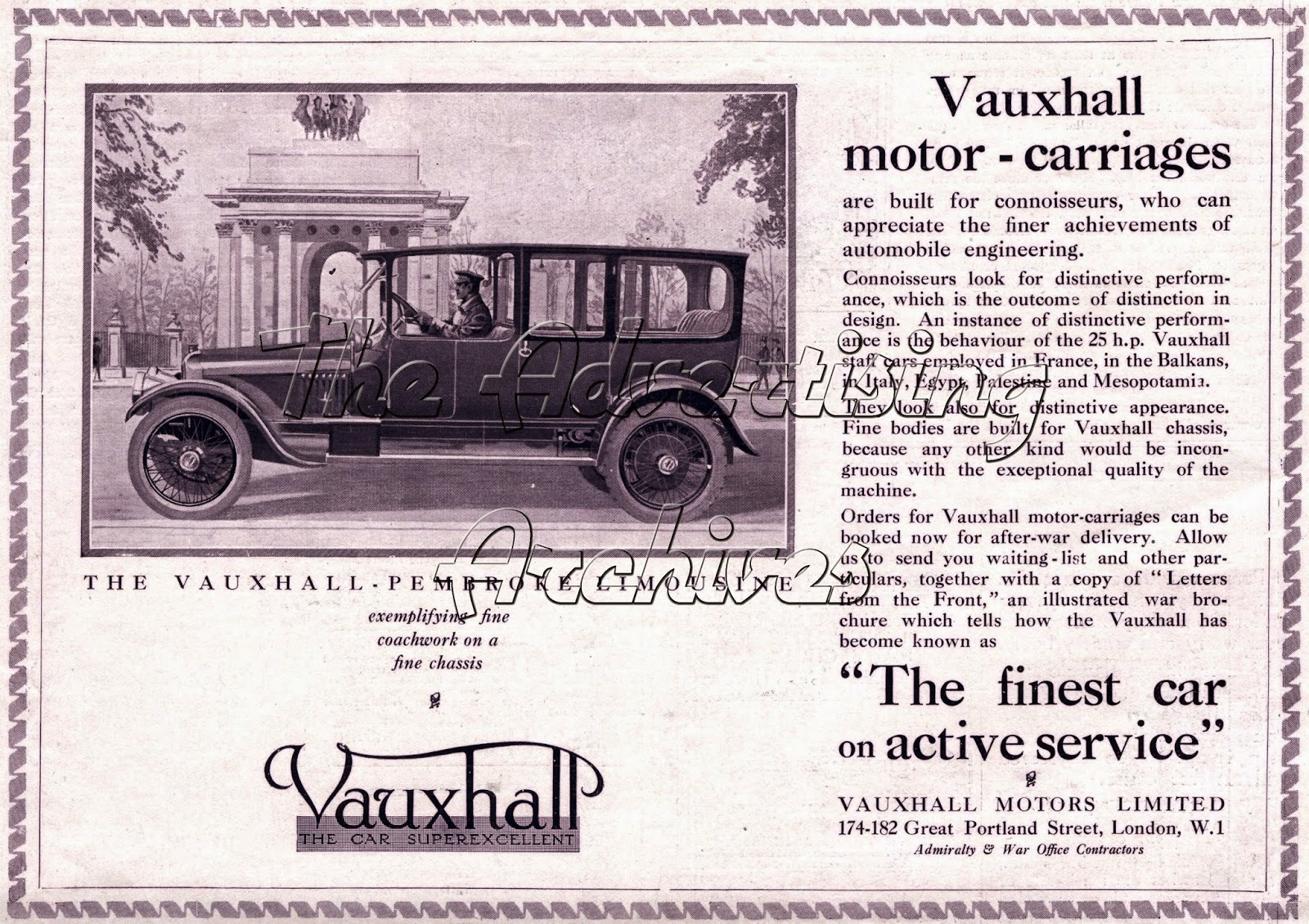 Museum of Advertising: Classic UK Cars from the pre 1950s!