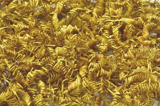 L'énigme des 2 000 spirales d'or danoises