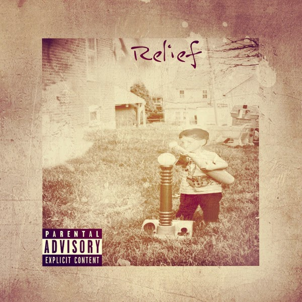 Mike Stud - Relief Cover