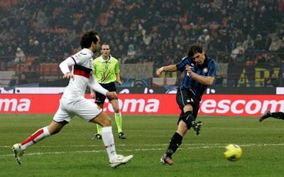 Inter Milan 2 - 1 Genoa (2)