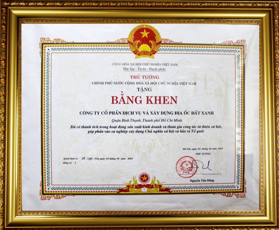 bang-khen-cua-thu-tuong-Nguyen-Tan-Dung