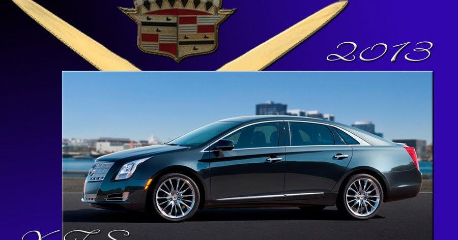 Hover motor company cadillac introduces the 2013 xts as for Cadillac motor car company