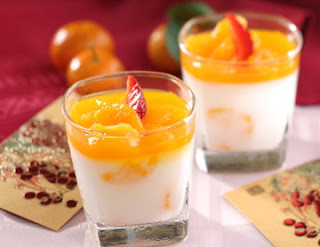 Resep Puding Almond