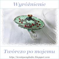 Wyróżnienie dla Żabroszki!!!