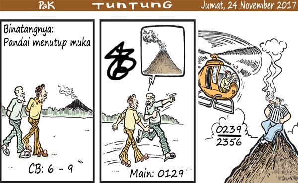 Prediksi Gambar Pak Tuntung Jumat 24 11 2017