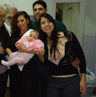 My BIG Family... Linda & Ungida!