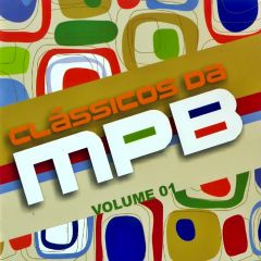 Capa Clássicos da MPB Vol 1 (2012) | músicas
