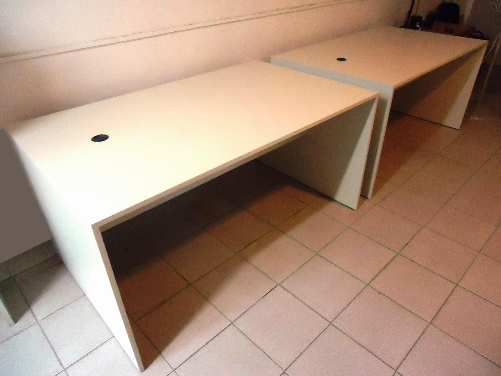 El detalle muebles dise ados a medida mesa de trabajo - Mesas de arquitectura ...