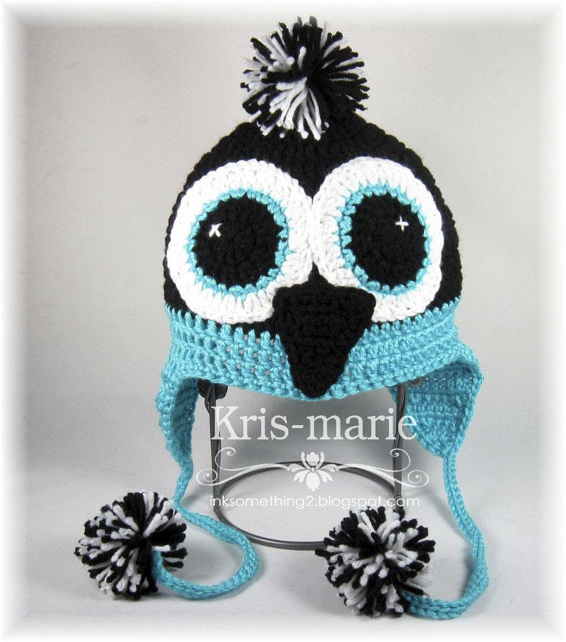 Free Crochet Pattern For Penguin Hat : The Crafting Secretary: One More Crochet Penguin Hat