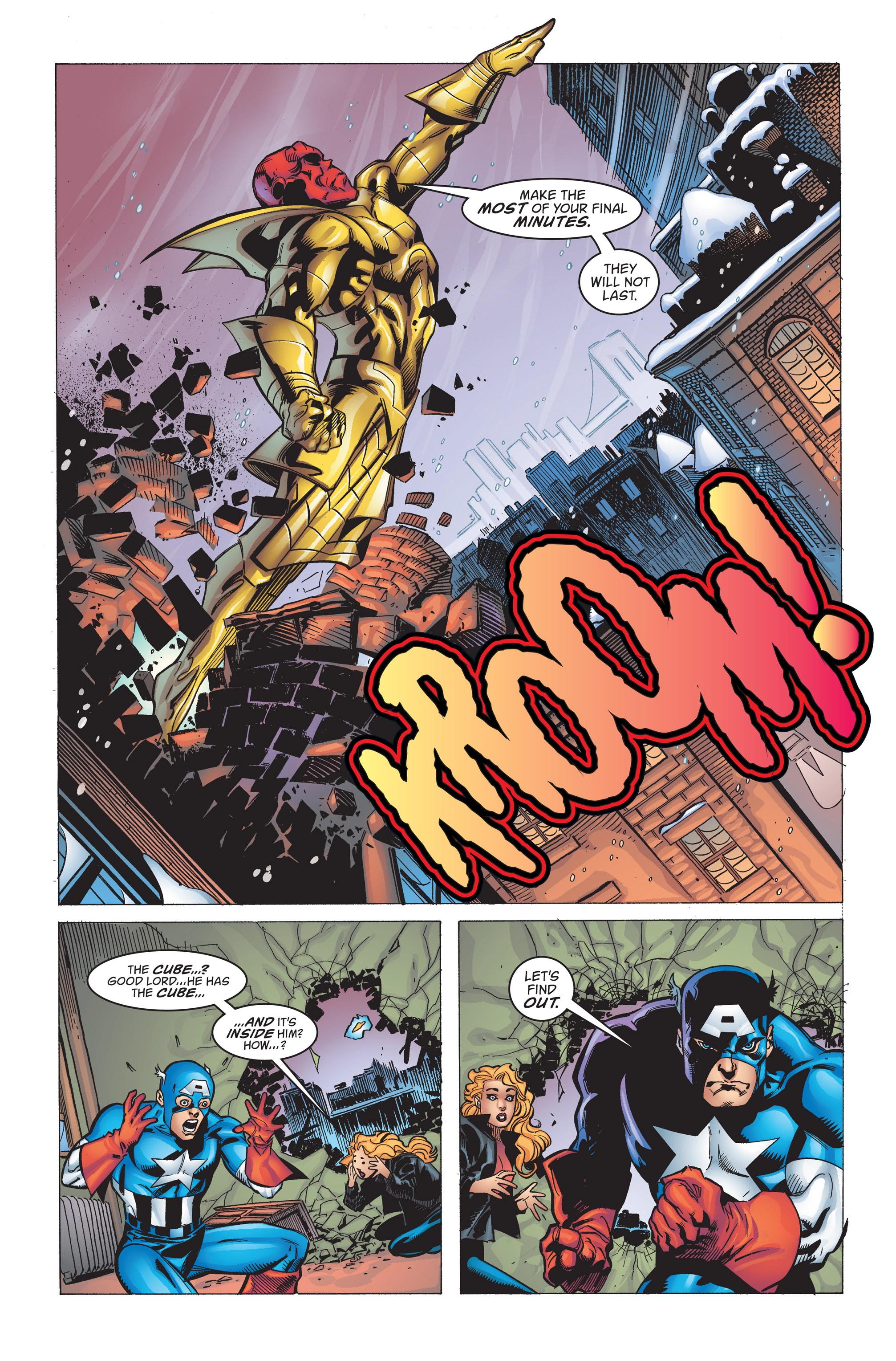 Captain America (1998) Issue #15 #21 - English 19