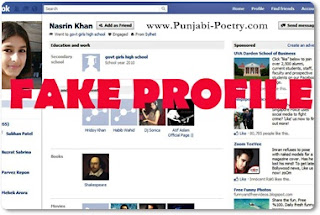 Facebook Fake Profile