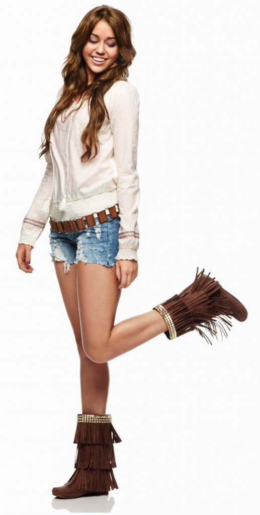 Fashion models life Fashion Trends 2011 Clothing Styles From Miley Cyrus