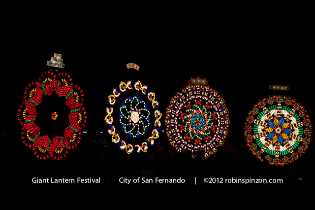 Giant Lantern Festival 2015 in San Fernando City Pampanga