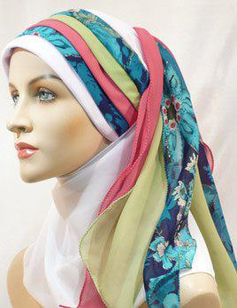 hijab28racreocom296 - Beautiful and Gorgeous Scarf Collection