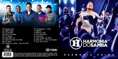 Harmonia do Samba Harmonia Prime 2015