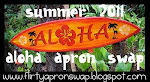 Summer 2011 Aloha Apron Swap