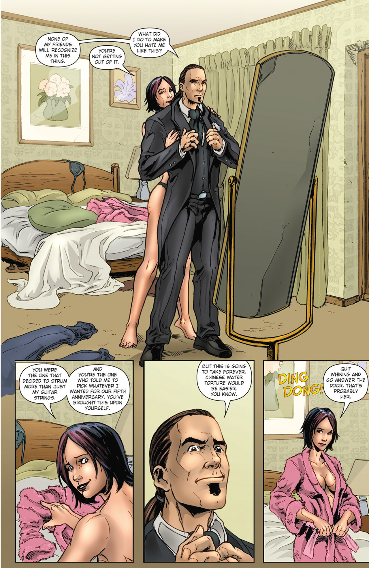 Grimm Fairy Tales (2005) Issue #35 #38 - English 3