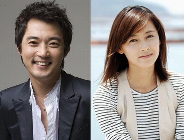 Nam Sang mi Husband Actress Nam Sang mi in