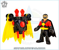 Imaginext DC Super Friends Red Robin Fisher-Price dc comics Batman