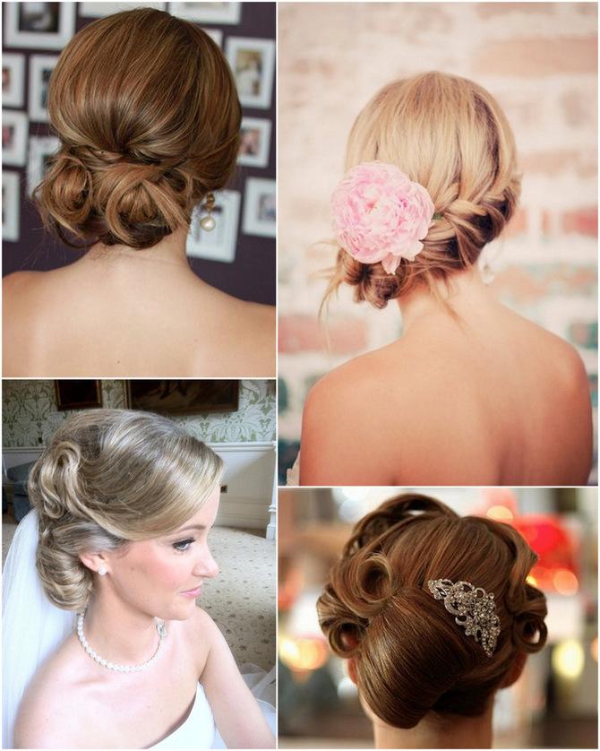 Wedding Hair Updos 2013