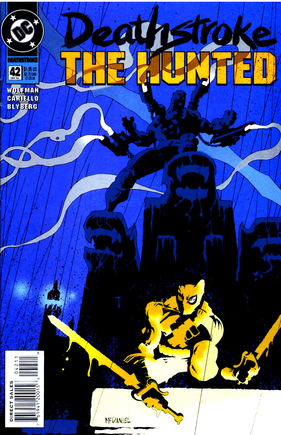 Deathstroke (1991) Issue #42 #47 - English 1