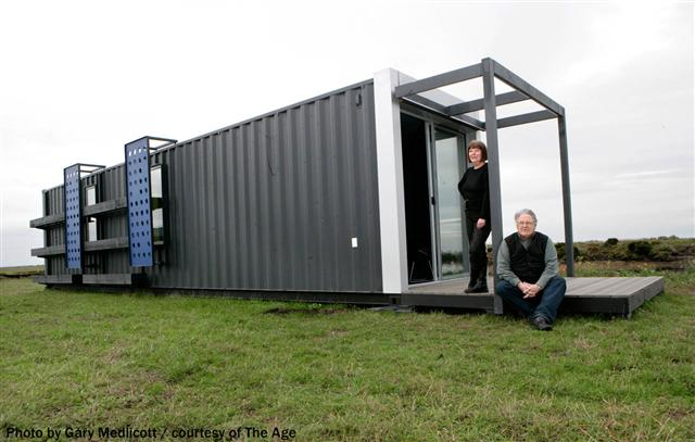 Shipping container homes june 2011 Shipping container home builders