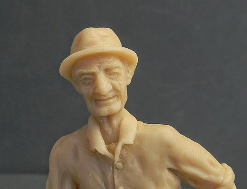 statuine realistiche personalizzate presepio ritratti statuette orme magiche