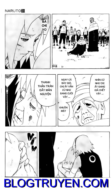 Naruto chap 280 Trang 11 - Mangak.info