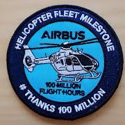 100 millions d'heures de vol