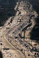Freeway heading West