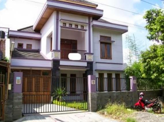 foto rumah mewah