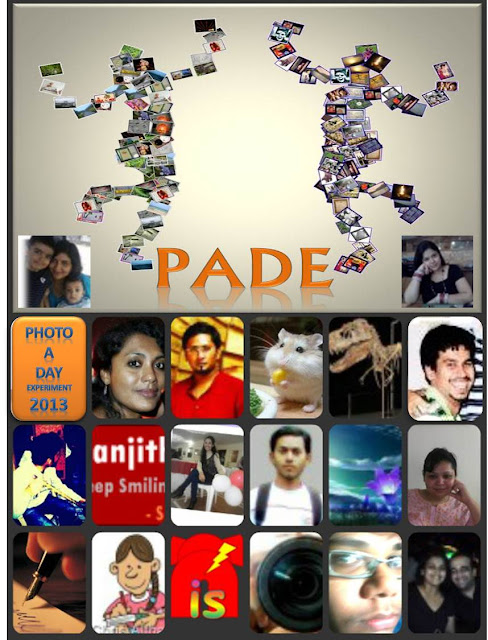 I Am A Part Of The PADE Family!