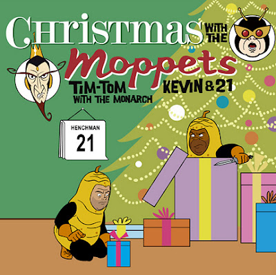 Venture Bros. Christmas With the Moppets