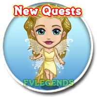 FarmVille Enchanted Glen Fairy Wedding Quests Icon