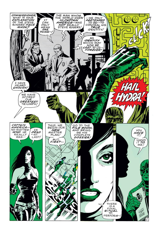 Captain America (1968) Issue #113 #27 - English 4