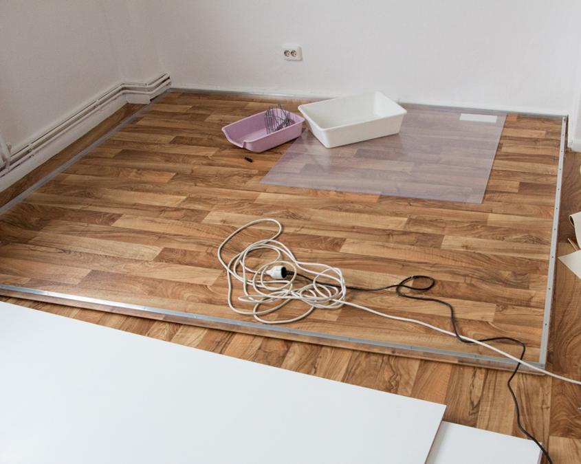 rinas sweet world wir bauen ein neues kaninchengehege. Black Bedroom Furniture Sets. Home Design Ideas