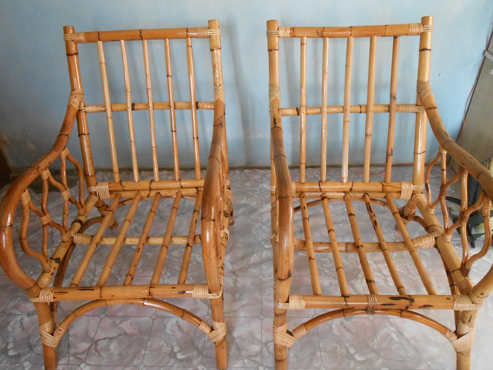 Refurnish Diy Rattan Bamboo Furniture Refurnish Rattan Part 2