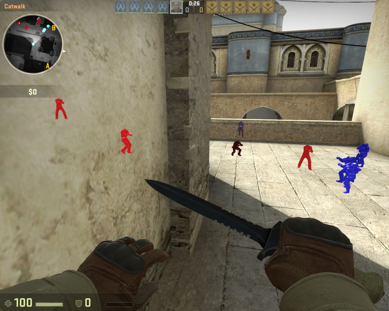 Yeni Counter-Strike Global Offensive Wallhack Hilesi indir 2012