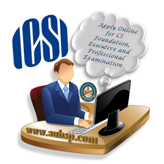 Apply online for CS Examination
