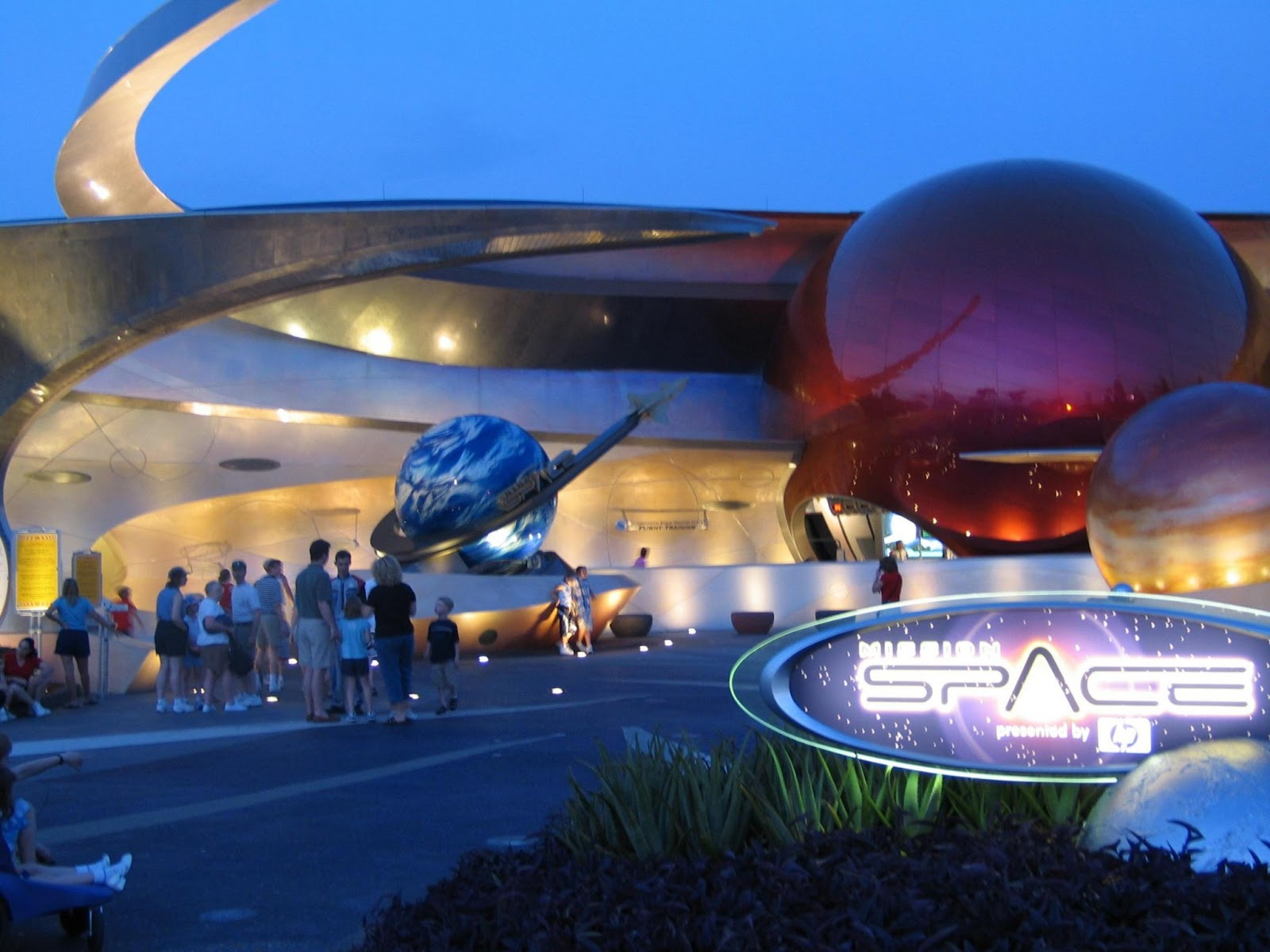 mission space ride at epcot - photo #8