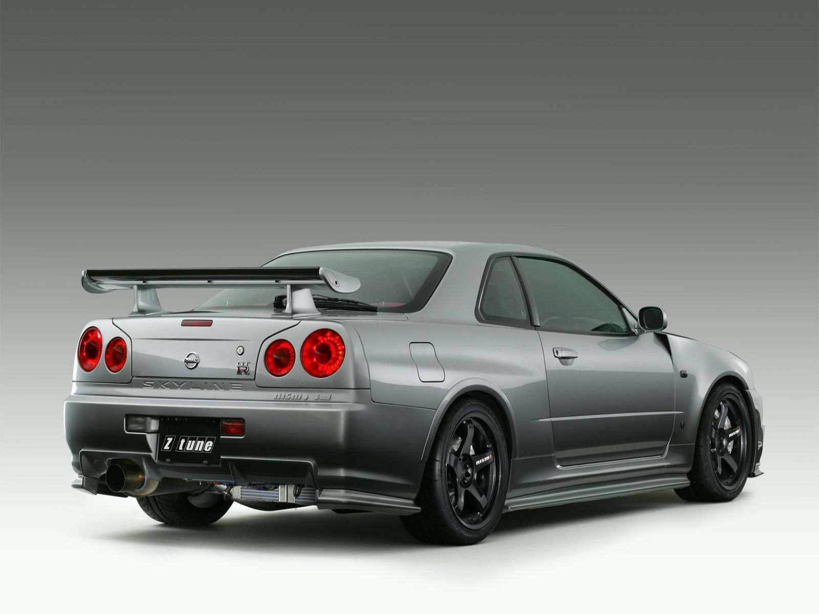 car pictures nismo nissan skyline r34 gtr z tune 2005. Black Bedroom Furniture Sets. Home Design Ideas