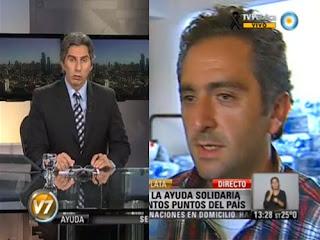 Juan Miceli preguntó y Larroque se enojó, tenso momento en la TV Pública