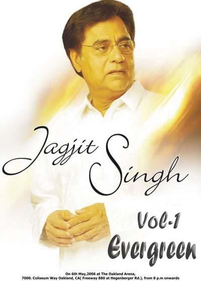 Download Mp3 Free Songs: Jagjit Singh 'Evergreen Vol -1+2