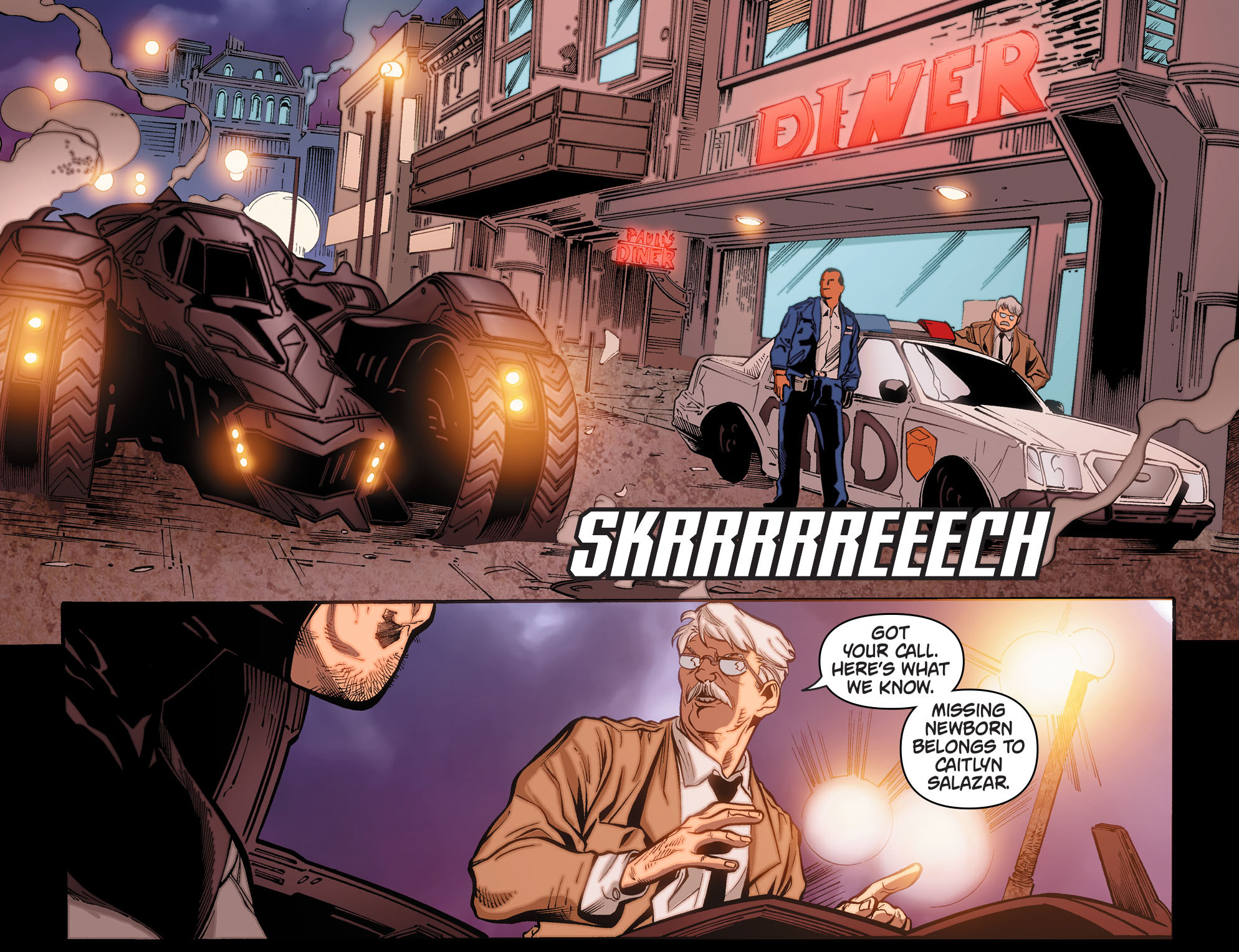 Batman: Arkham Knight [I] Issue #32 #34 - English 13