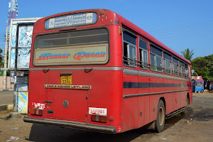 Остров Маннар: 30 км до Индии